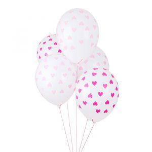 Ballonnen Pink Hearts (5st) My Little Day