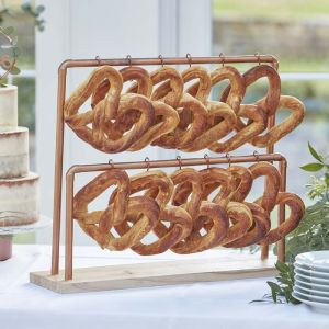 Snack standaard industrieel Botanical Wedding Ginger Ray