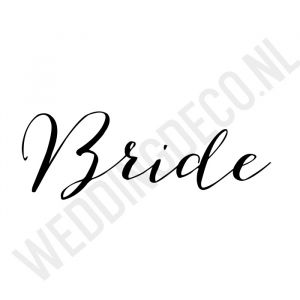 T-shirt Bride Bohemian