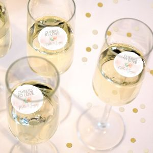 Champagnemuntje Botanical Romance