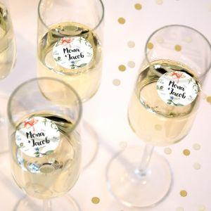 Champagnemuntjes love blooms