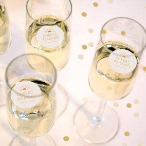 Champagnemuntje Rustic love