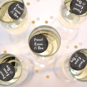 Champagnemuntje Krijtbord