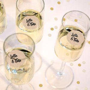 Champagnemuntjes kraft