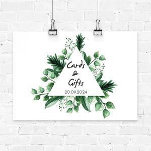 Poster kaarten en cadeaus touch of nature