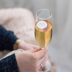 Champagnemuntje Modern Elegance
