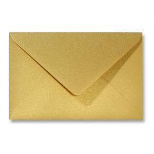 Enveloppen Goud metallic (10st)