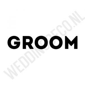 T-shirt Groom Industrial