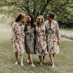 Kimono Paradise Roze