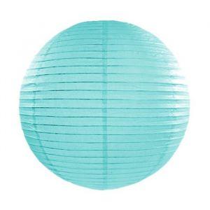 Lampion Turquoise 20 cm