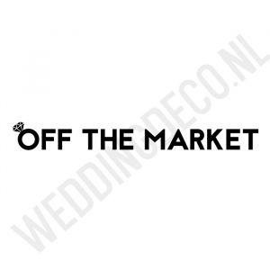 T-shirt Off the market