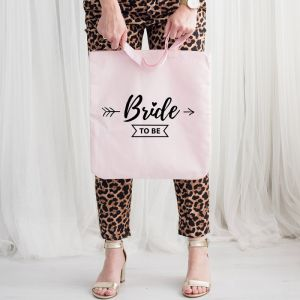 Tas Bride to be pijl