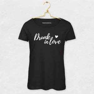 T-shirt Drunk in Love Festival