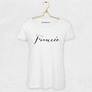 T-shirt Fiancee Bohemian