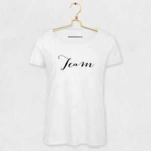 T-shirt Team Bohemian