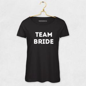 T-shirt Team Bride Industrieel