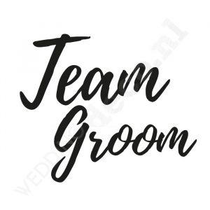 T-shirt Team Groom Festival