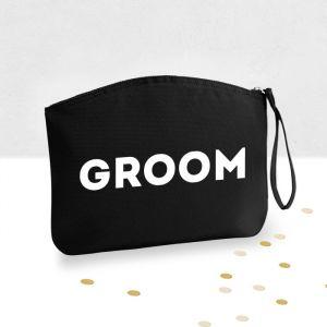 Toilettas Groom Bruidegom