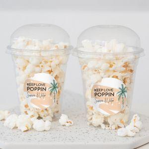 Popcorn beker Paradise love