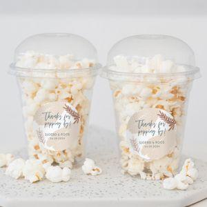 Popcorn beker Arts & Romance