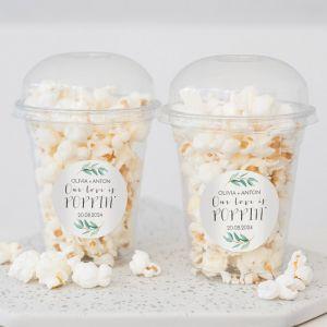 Popcorn beker eucalyptus botanics