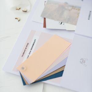 Inspiratiepakketje Stationery Weddingdeco
