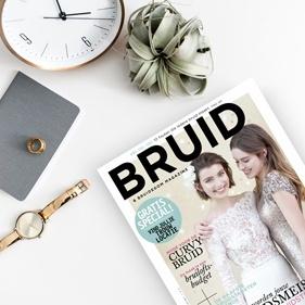 Bruid & Bruidegom magazine Juni - Augustus