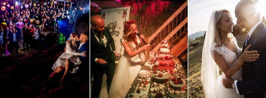 Huwelijksfeest Carolien Spoor