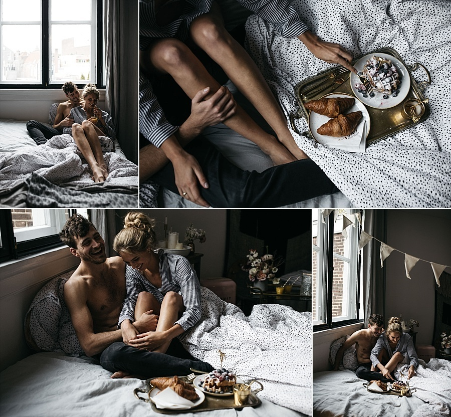 Inspiratie: The Morning After Your Dream Day!