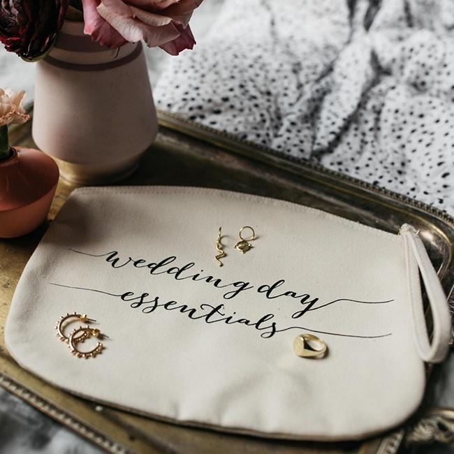 Toilettas Weddingday Essentials