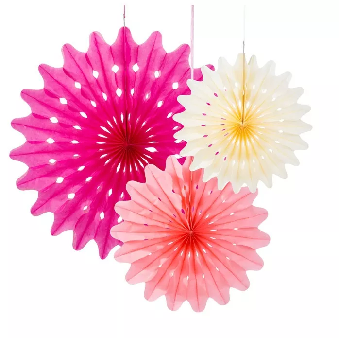 Paperfans blossom mix