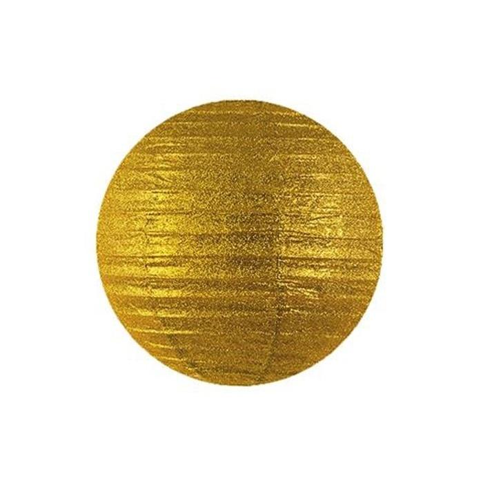 lampionnen goud