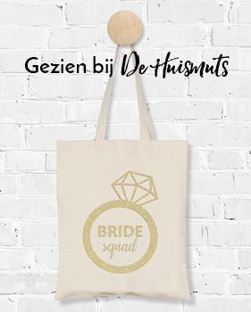 Bride Squad tas