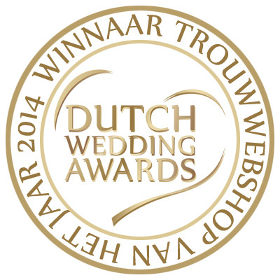 Weddingdeco.nl is de beste trouwwebshop van Nederland!