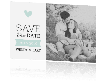 Save the Date Lovely Lettertypes