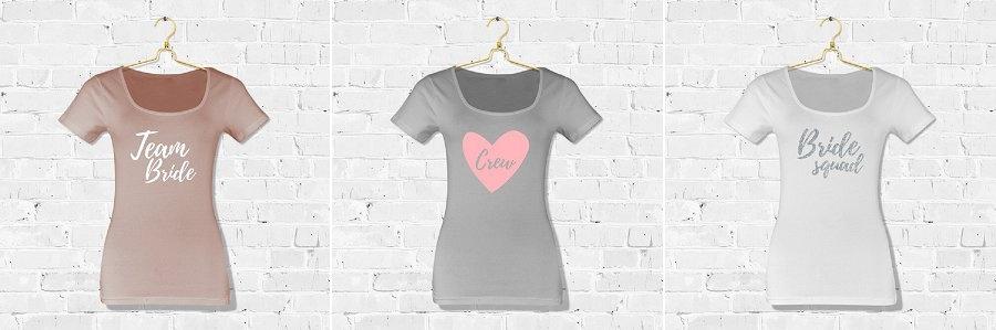 Persoonlijk cadeau: T-shirts