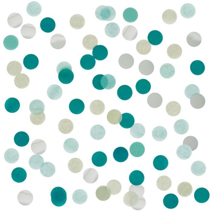 Confetti mix Large Groen