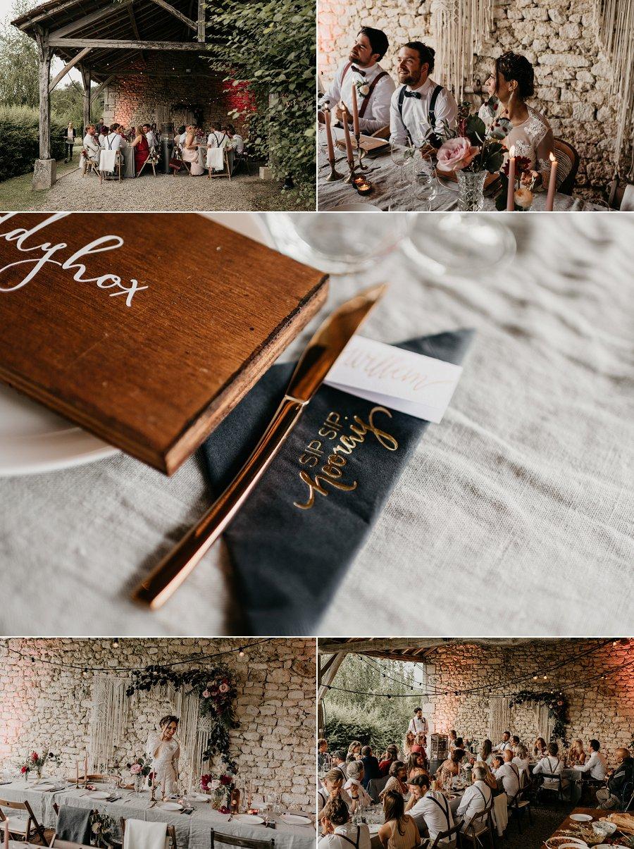 Bruiloft van De Huismuts