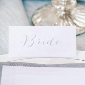 Plaatskaartje Bruid New Beginnings