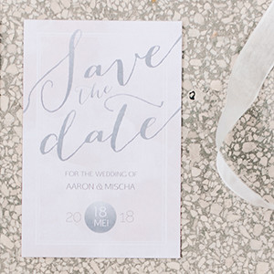 Save The Date New Beginnings
