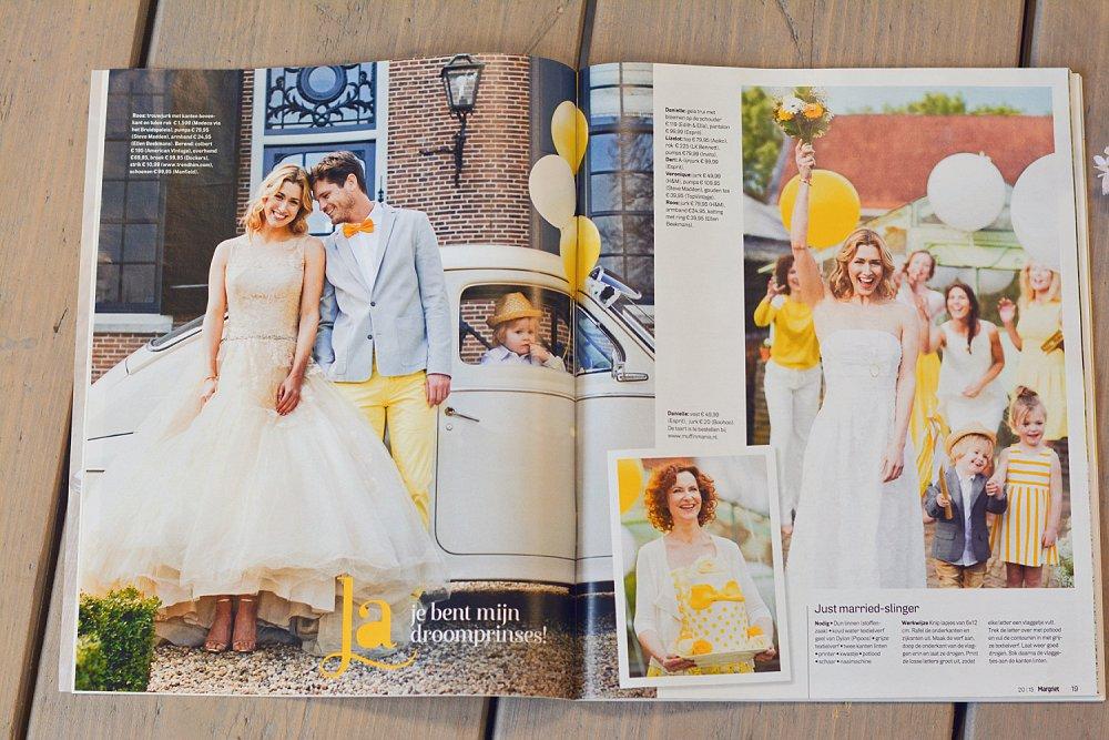 Weddingdeco.nl in Margriet