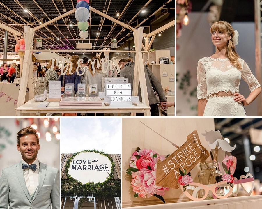 Weddingdeco.nl op de Love & Marriage Beurs
