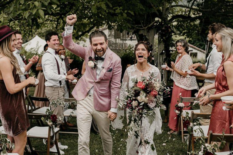 10 Tips & Tricks voor de bruiloft ceremonie