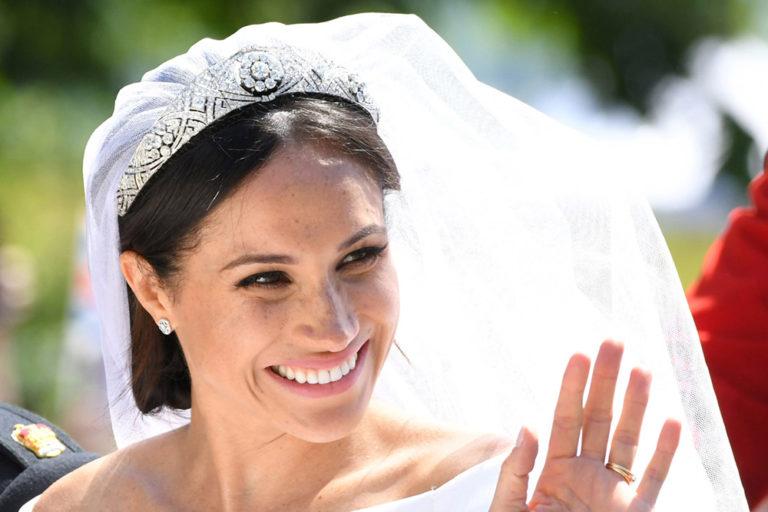 Shop the royal wedding look van Meghan Markle