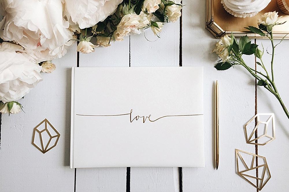 Tips voor de gastenboek op je bruiloft