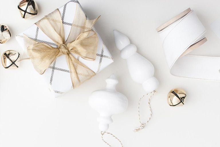 Kerstcadeaus voor het bruidspaar