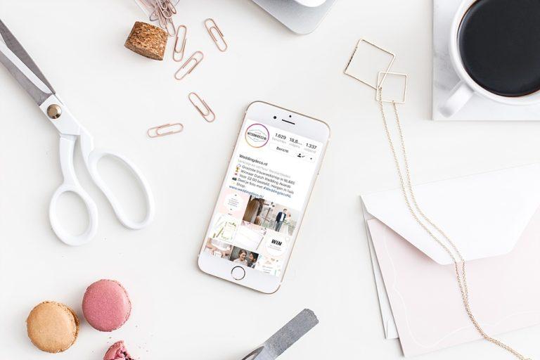 Tip van Tineke: bruiloft Instagram accounts om te volgen