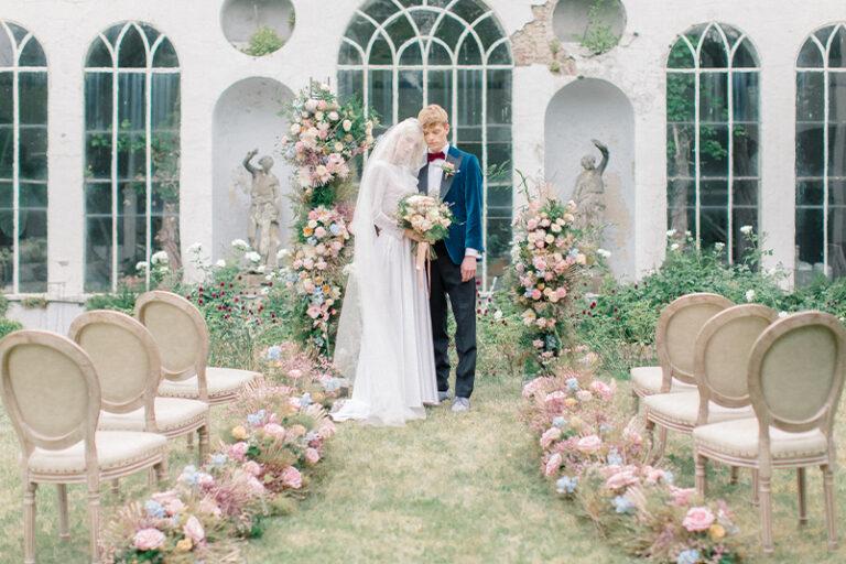 Inspiratie: fine art wedding